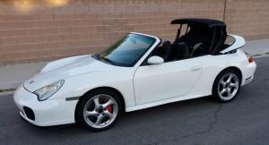 SmartTOP Convertible Top Controller for Porsche Carrera