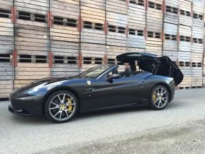 SmartTOP Convertible Top Controller for Ferrari California