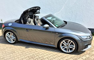 SmartTOP Add-On Convertible Top Controller for Audi TT
