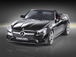 SmartTOP additional top control for Mercedes-Benz SLC