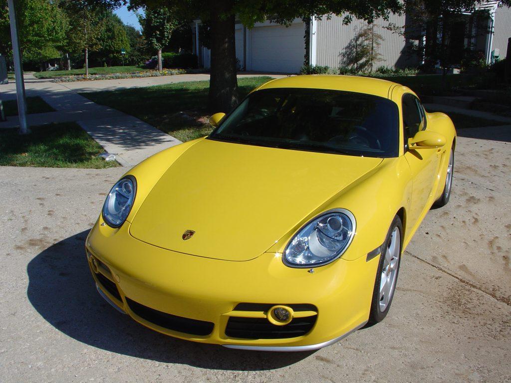 RemoteKEY comfort control for Porsche