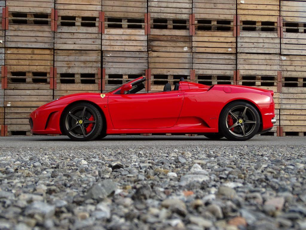 SmartTOP convertible top control for Ferrari 360 and F430 Spider