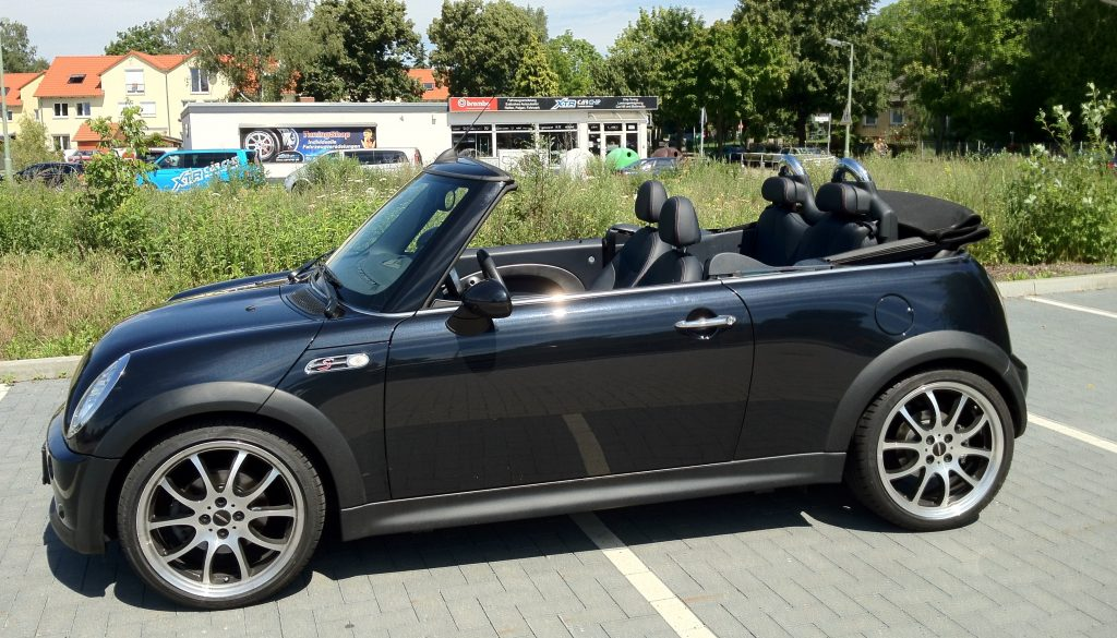 SmartTOP convertible top control for BMW Z4 and Mini
