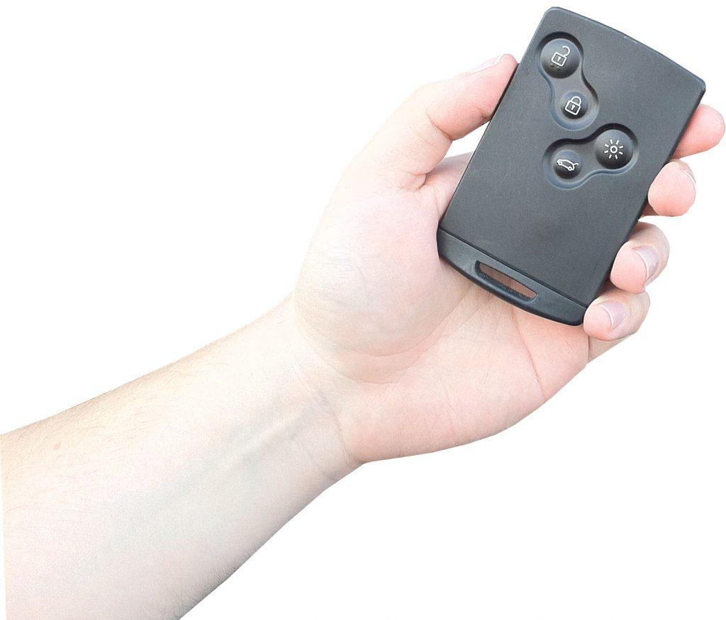 Renault Megane CC Key Fob Remote