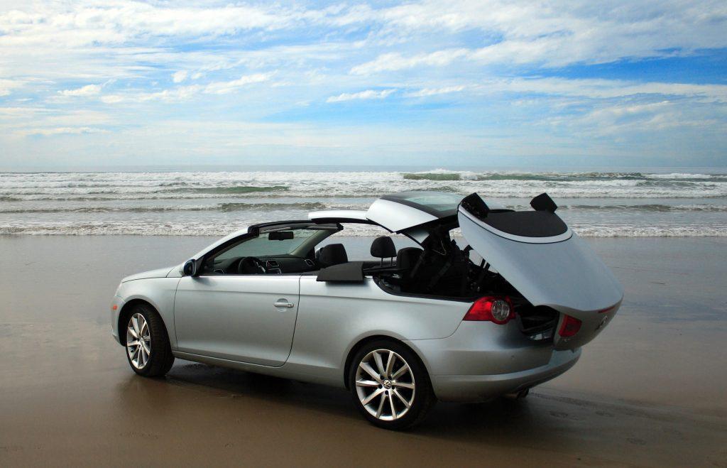 SmartTOP convertible top module for VW EOS