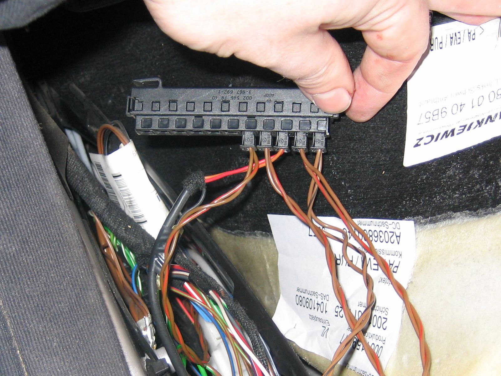 09 Stereo Wire Harness Honda Cr V on