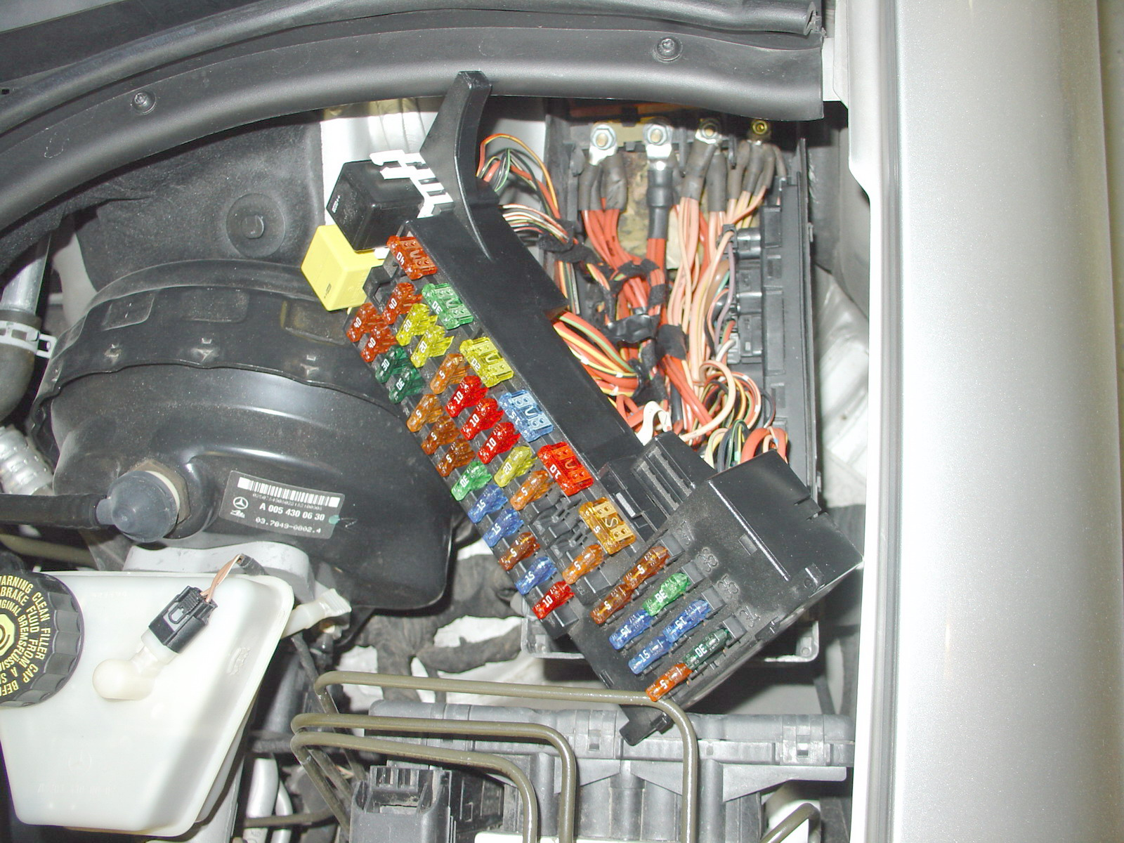 Mercedes Slk Wiring Diagram Page 2 And Schematics Slk230 Kompressor Fuse R170 Smart Diagrams U2022 Rh Emgsolutions Co 230